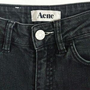 Acne Jeans - ACNE Needle Wet Cash High Waist Jeans Size 27